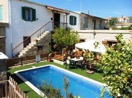 Three bedroom Cyprus villa