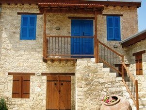 Cyprus village house