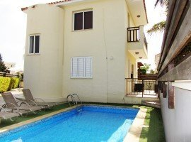 Protaras Villa 2 bedroom with pool