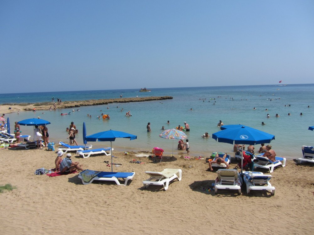 Pernera beach