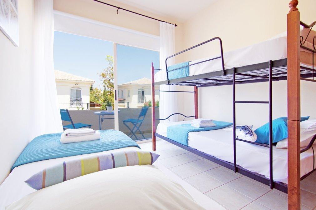 trible bedroom