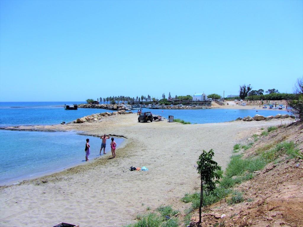 ayia triada beach