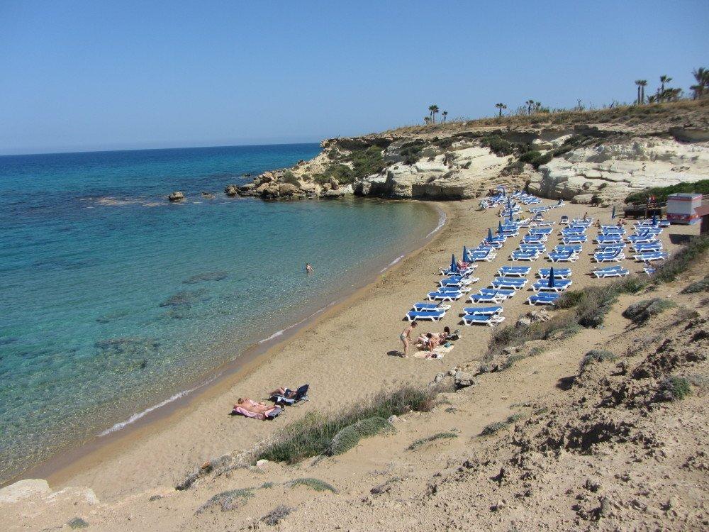 firemans beach cyprus