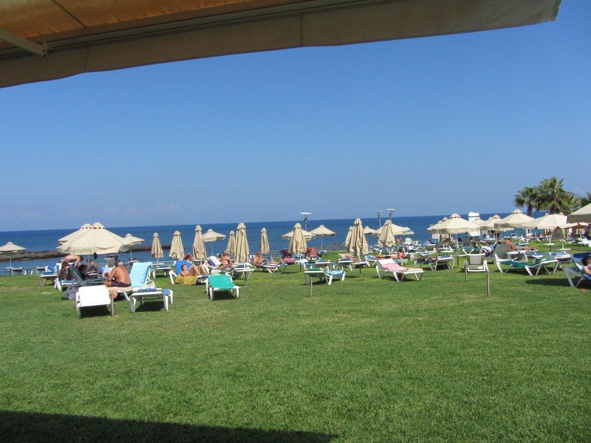 cyprus blue beach