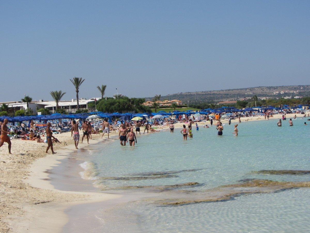 nissi beach 3