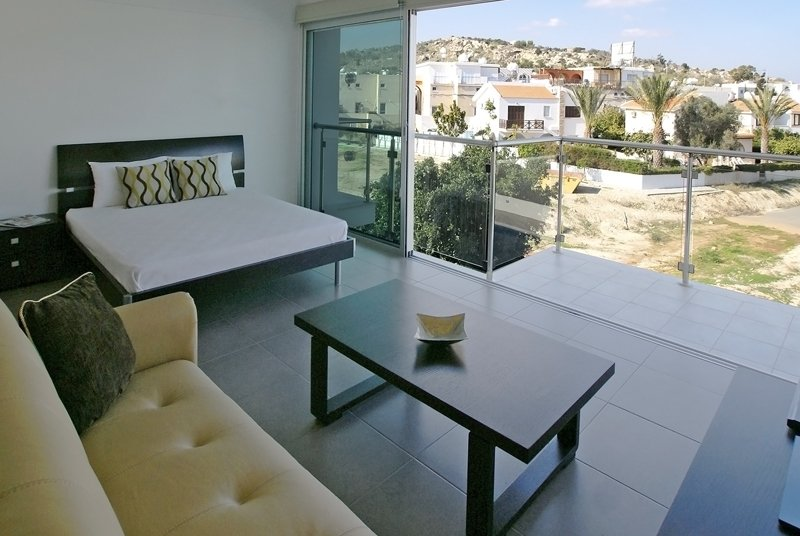 Квартира студия на кипре цены