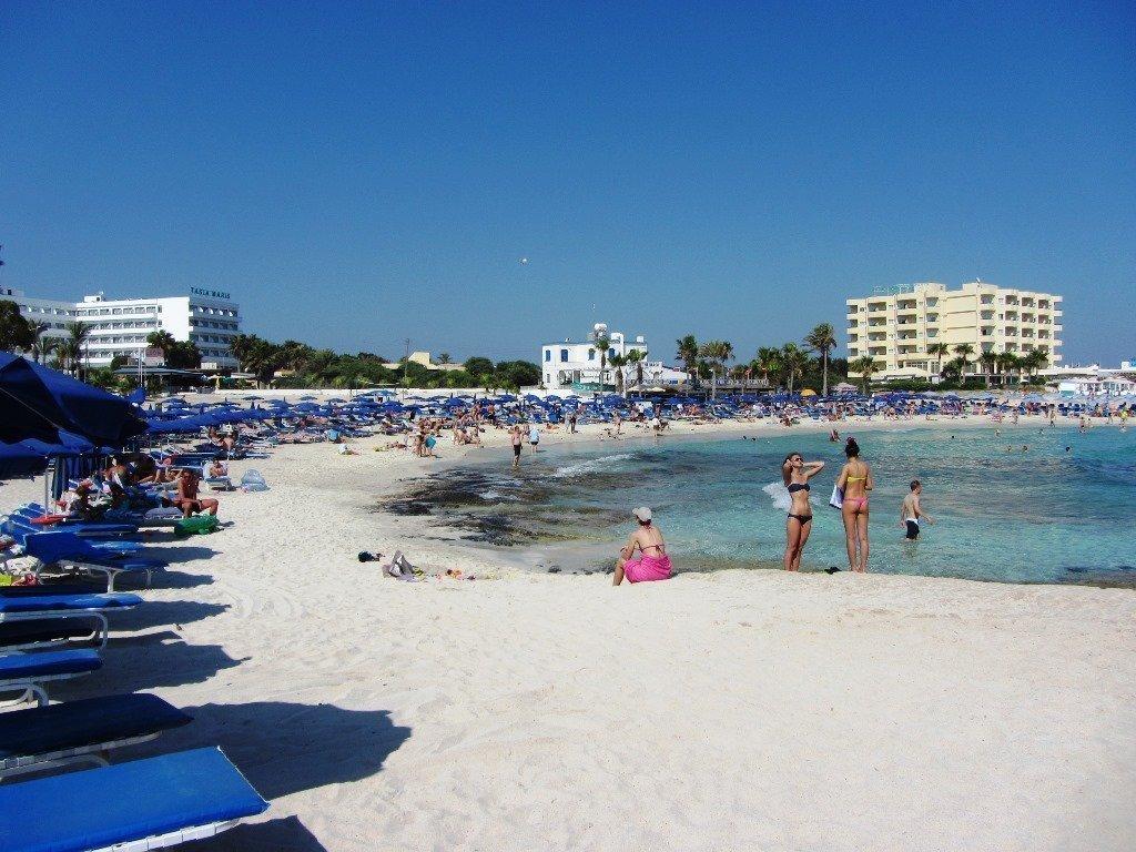 Ayia Napa beach 3