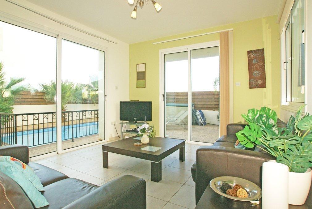 Villa Protaras Sitting Room