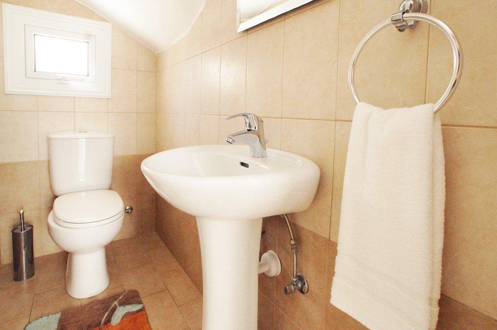 Villa Blue spice Bathroom