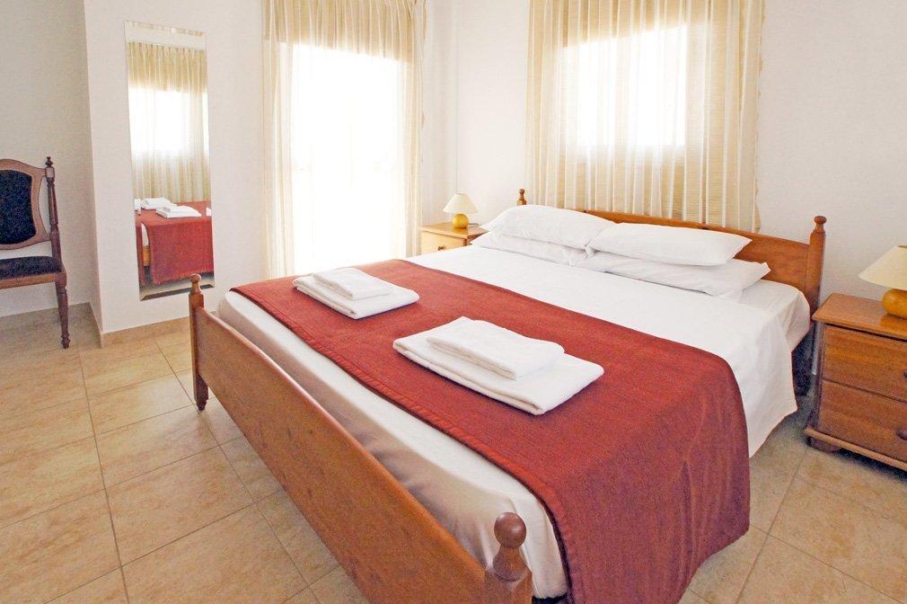Villa Blue spice Double Bedroom