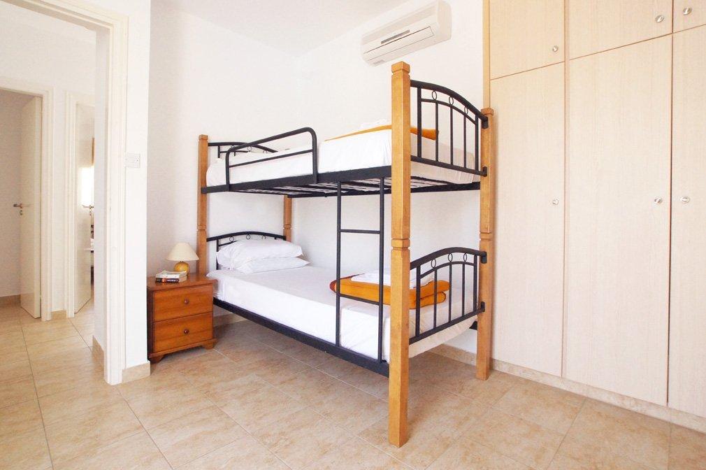 Villa Blue spice Bunk Bed