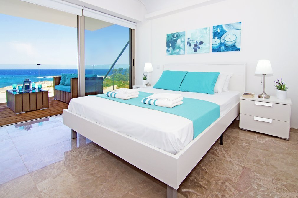 Cavo Maris Double Bedroom
