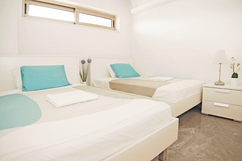 Apartment in Protaras Twin bedroom