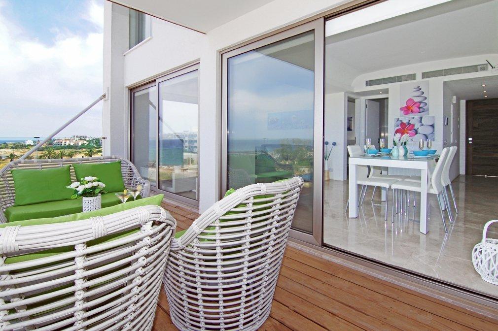 Apartment in Protaras Lounge