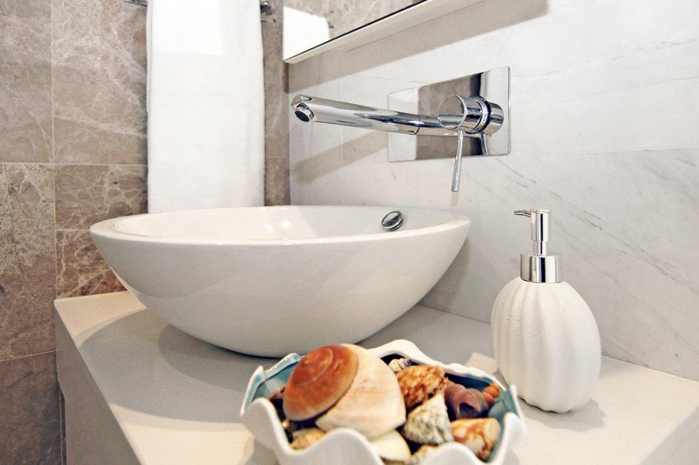 Apartment in Protaras Bathroom