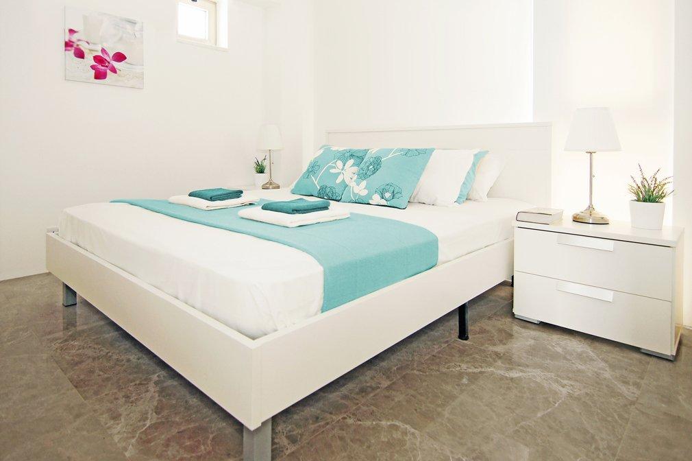 Apartment in Protaras Double bedroom