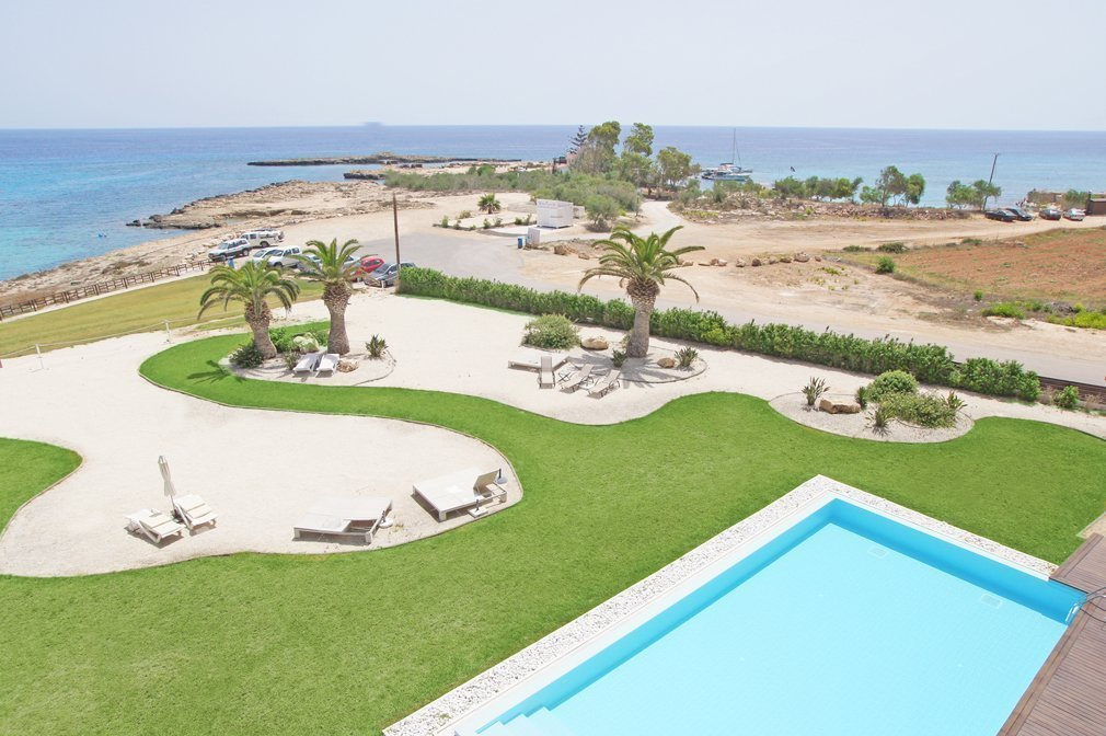 Apartment in Protaras Sea view from pool