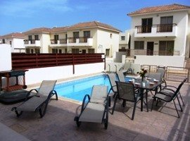 Ayia Napa villa three bedrooms sea view