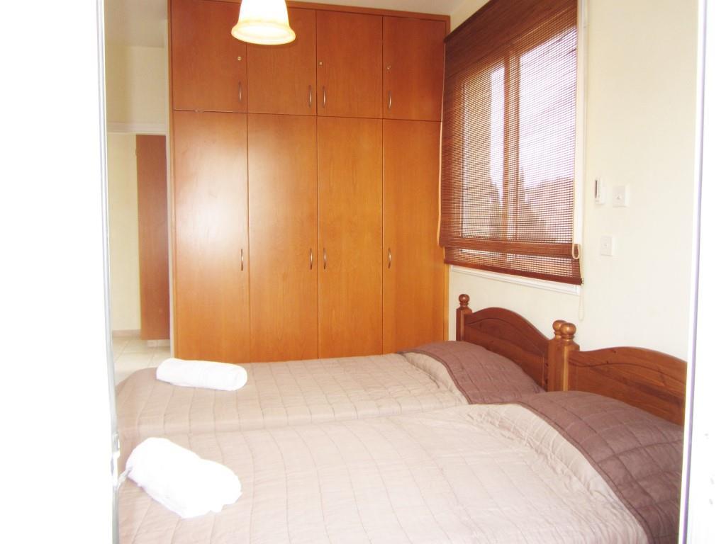 Protaras Villa 2 bedroom twin bedroom