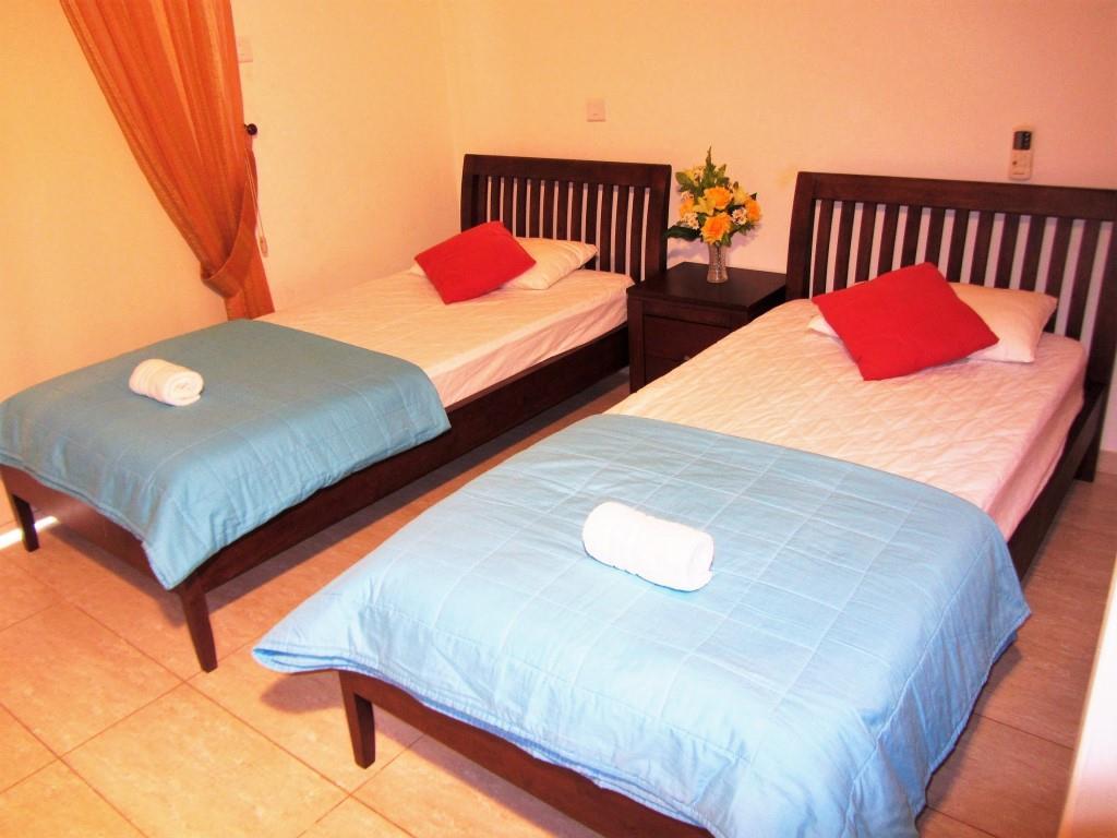 Villa Pernera twin bed