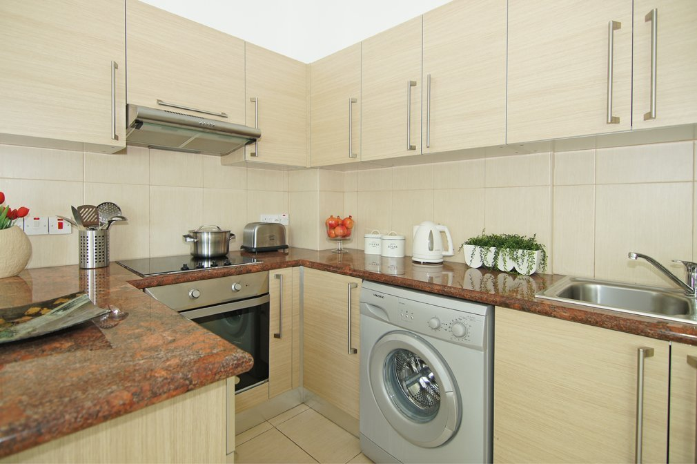 protaras 2 bed kitchen