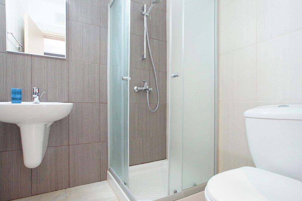Bathroom of the Apartment