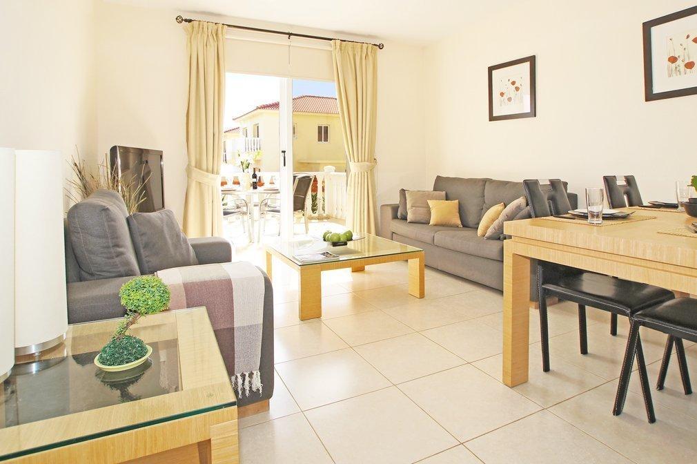 Nissi beach apartment lounge